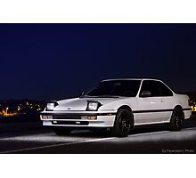 CarAndPhoto - Honda Prelude Photographic Print