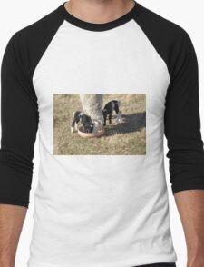 Sheep. Men's Baseball ¾ T-Shirt