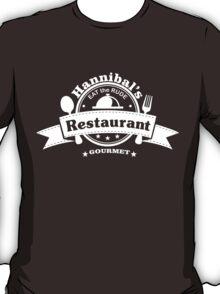 Hannibal Restaurant T-Shirt