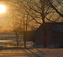 Snow Days and Early Mornings by Katie Clark