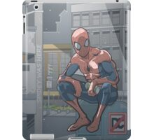 Night time Spidey iPad Case/Skin
