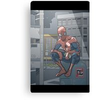 Night time Spidey Canvas Print