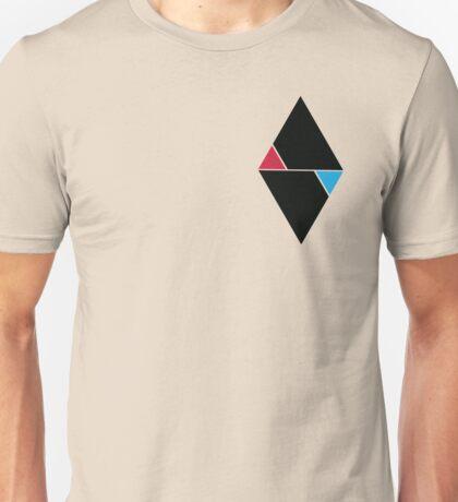 2 Tone Diamond Unisex T-Shirt