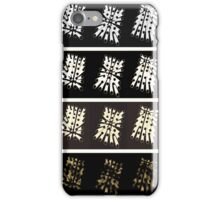 3 Friends 1 Night & Cigarrieta (iPad) iPhone Case/Skin