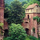 Heidelberg Castle by Shaina Lunde