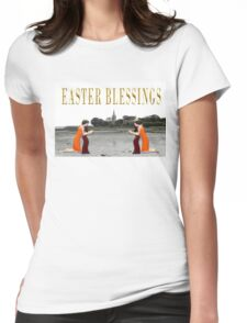 EASTER 21 Womens Fitted T-Shirt