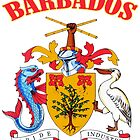 Barbados Coat of Arms by ukedward