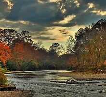 Morning on the Bryant by CKEphotos