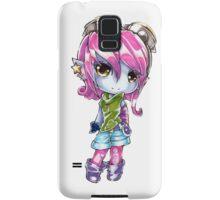 Chibi Riot Girl Tristana Samsung Galaxy Case/Skin