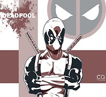 Deadpool Atitude by chrisgooding