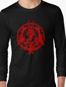 Samael (Red) Long Sleeve T-Shirt