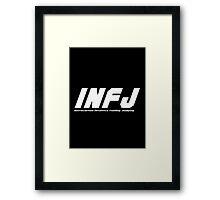 INFJ Framed Print