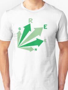 go GREEN! Unisex T-Shirt
