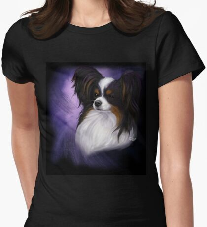 Dave for Crufts Womens Fitted T-Shirt
