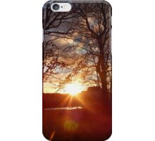 Beaming with happiness iPhone Case/Skin