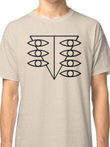Seele Eyes (Black) Classic T-Shirt
