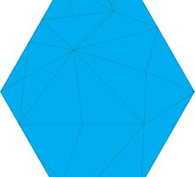 Fractured Diamond by unitycreative