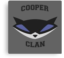 Cooper Clan (Sly Cooper) Canvas Print