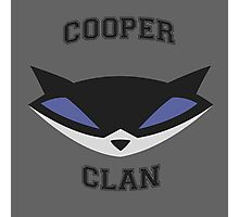 Cooper Clan (Sly Cooper) Photographic Print