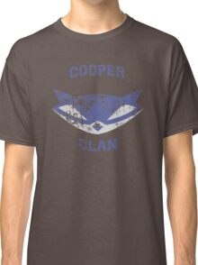 Cooper Clan distressed (Sly Cooper) Classic T-Shirt