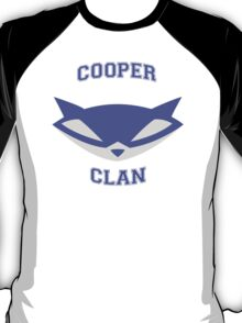 Cooper Clan (Sly Cooper) T-Shirt
