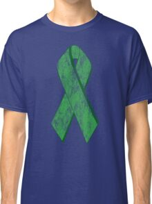 green ribbon Classic T-Shirt