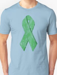 green ribbon T-Shirt