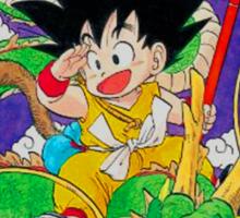 Dragon Ball - Volume 1 Cover Sticker
