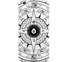 Compass Rose iPhone Case/Skin