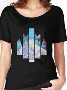 Himalayas Women's Relaxed Fit T-Shirt