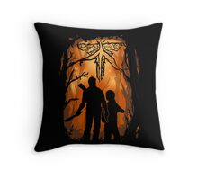 For Our Survival. Throw Pillow
