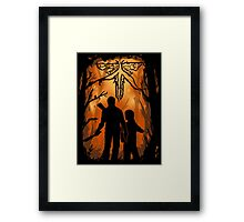 For Our Survival. Framed Print