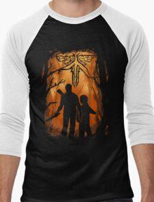 For Our Survival. Men's Baseball ¾ T-Shirt