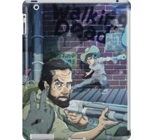 The Walking Dead Father and Son iPad Case/Skin