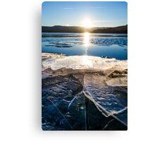 Semerwater Lake Canvas Print