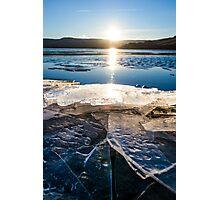 Semerwater Lake Photographic Print
