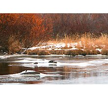 Churchill River Photographic Print
