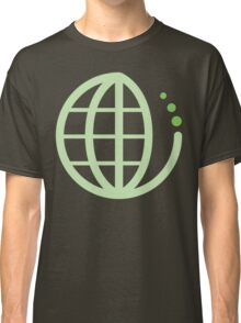 ecoecho : green earth Classic T-Shirt