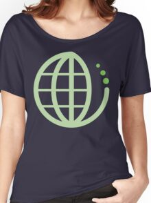 ecoecho : green earth Women's Relaxed Fit T-Shirt