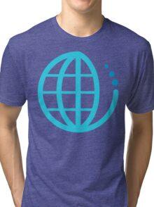 ecoecho : conserve water Tri-blend T-Shirt