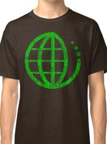 ecoecho : green earth Classic T-Shirt