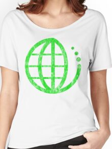 ecoecho : green earth Women's Relaxed Fit T-Shirt