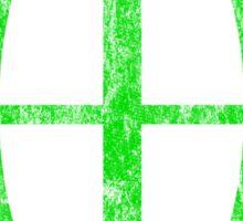 ecoecho : green earth Sticker