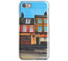 Hull, Further Down Anlaby Road iPhone Case/Skin