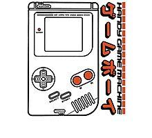 Handy Game Machine Photographic Print