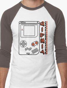 Handy Game Machine Men's Baseball ¾ T-Shirt