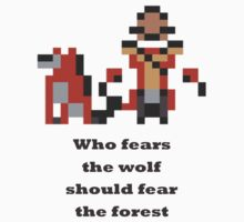 Lycan - Who fears the wolf should fear the forest by BrewMasterMD