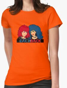 Kimber & Stormer - Back to Back Womens Fitted T-Shirt