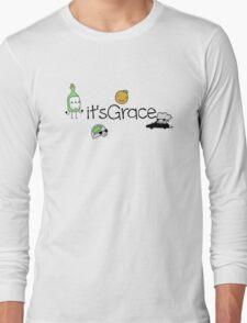 It's Grace Long Sleeve T-Shirt