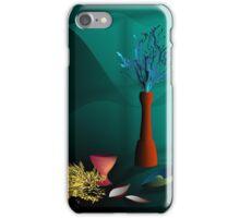 Still life in studio iPhone Case/Skin